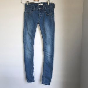 Free People Jeans Size 24 Skinny